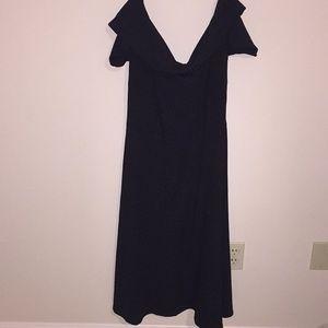 Eloquii Off shoulder Dress